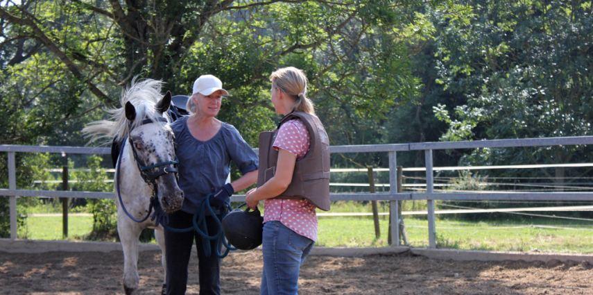 Selbstzweifel – Bin ich gut genug für mein Pferd?